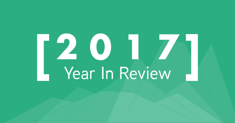 2017 Year in review.