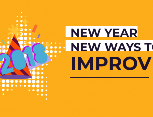 New Year, New Ways to Improve