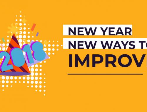 New Year, New Ways to Improve