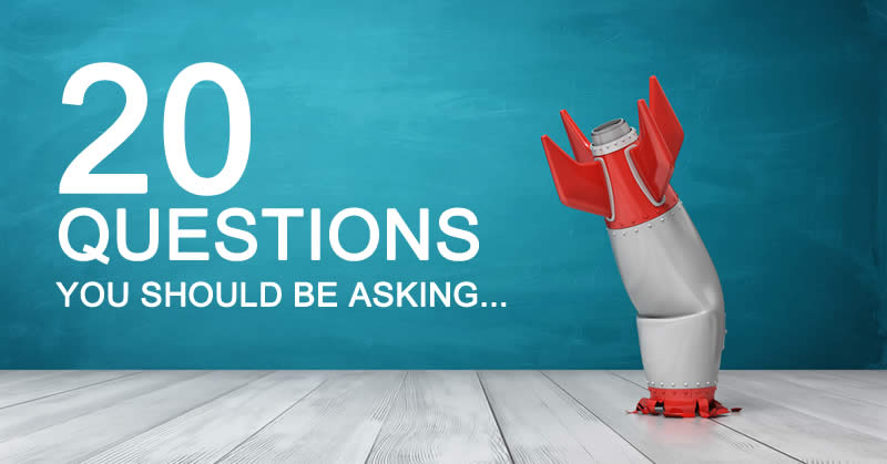 20 questions to ask about human errors and mistake prevention