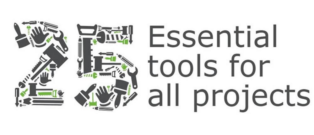 25 tools
