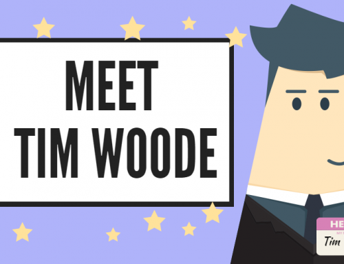MEET TIM WOODE [INFOGRAPHIC]