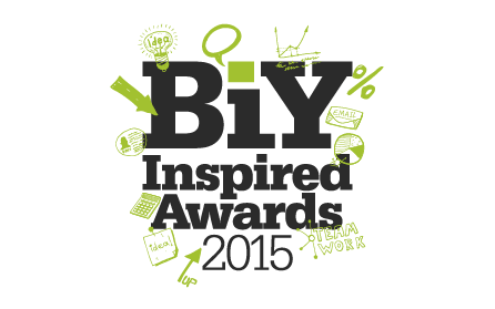 BiY Inspired Awards 2015