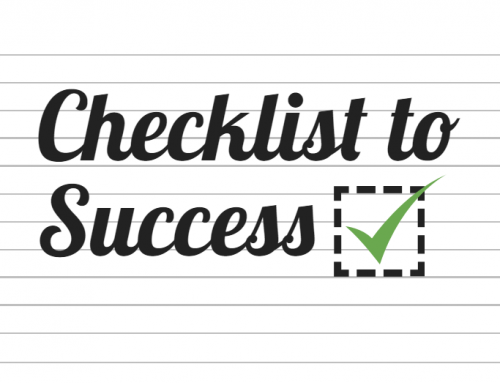 Achieve your goals in 2017: A checklist to success