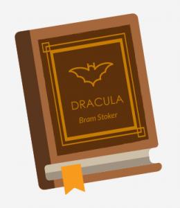 Dracula by Bram Stoker/