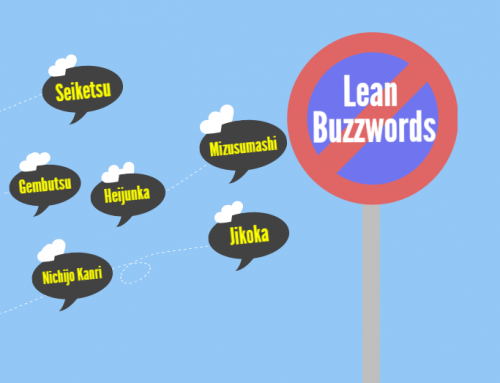 Say buzz off to Lean buzzwords