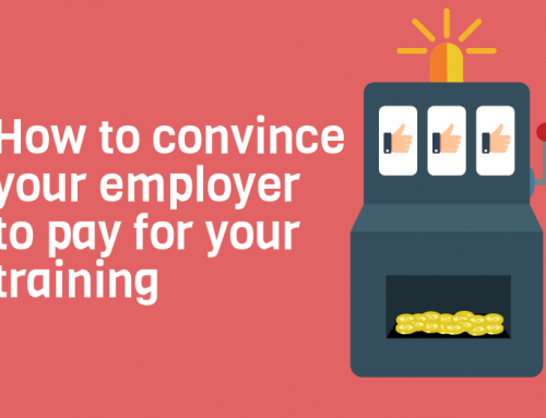 How to convince your employer to pay for your training