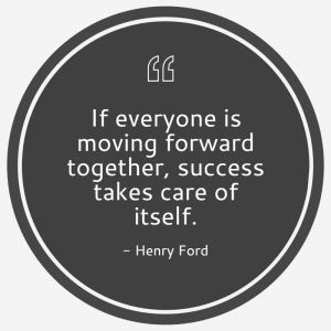 Henry Ford quotation.