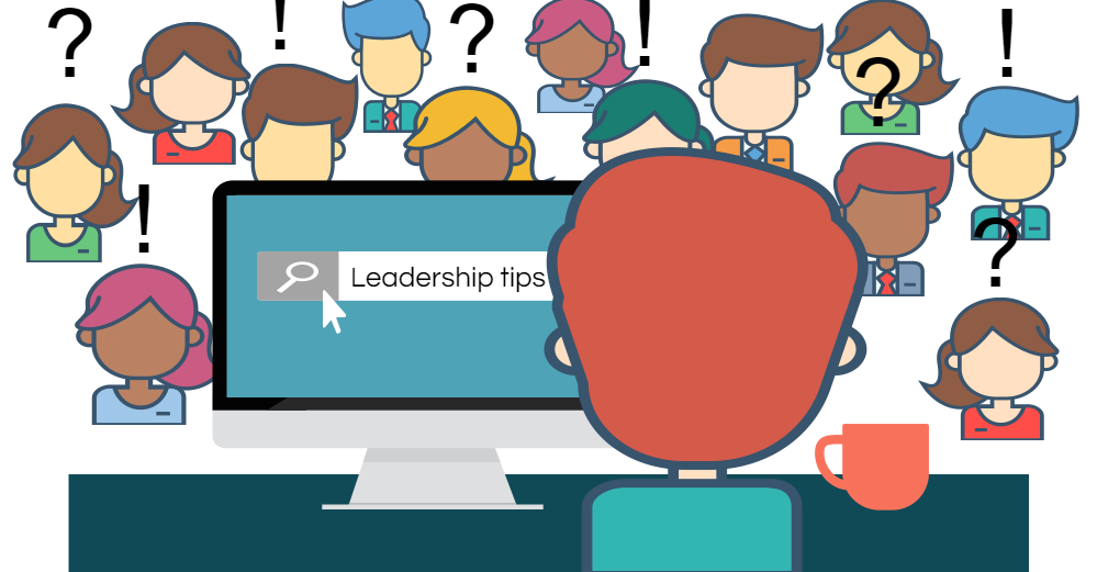 Leadership model blog.