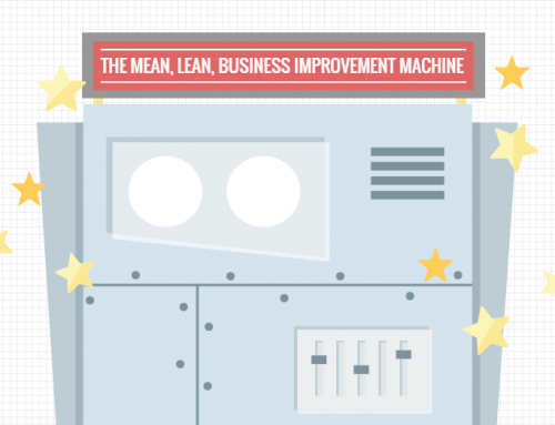 The mean, Lean, Business Improvement machine