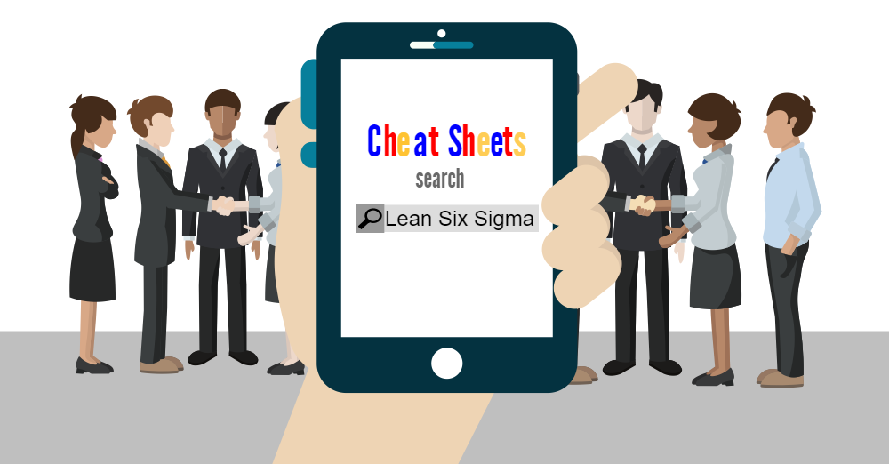 Lean Six Sigma Cheat Sheet