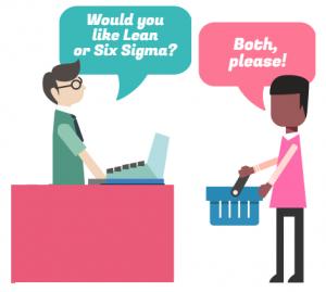 Lean or Six Sigma?