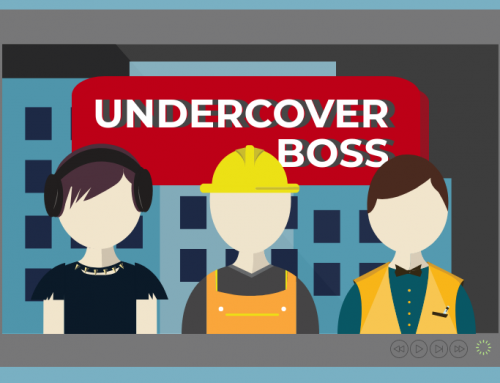 Undercover Boss: Why Gemba walks make TV gold