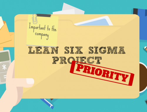 Lean Six Sigma projects: It's all a matter of priorities