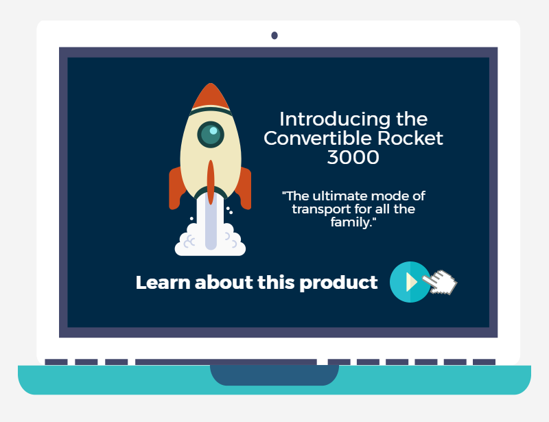 eLearning for product launches.