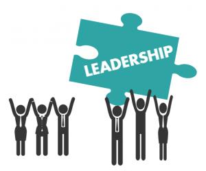 Finding leadership.