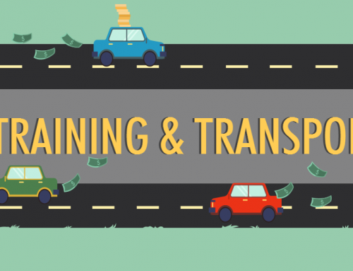 Why it's time to take the transport out of training