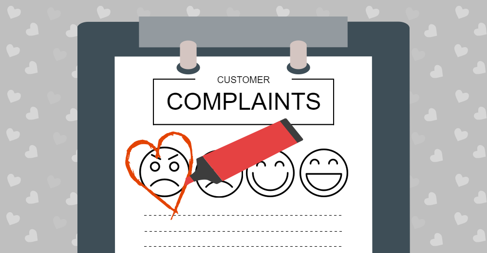 The value of complaints.
