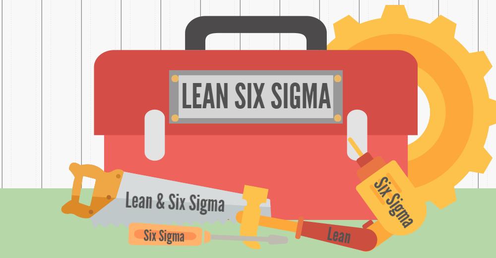 Lean Six Sigma.