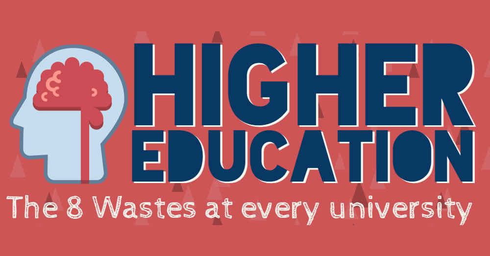 Wastes in Higher education
