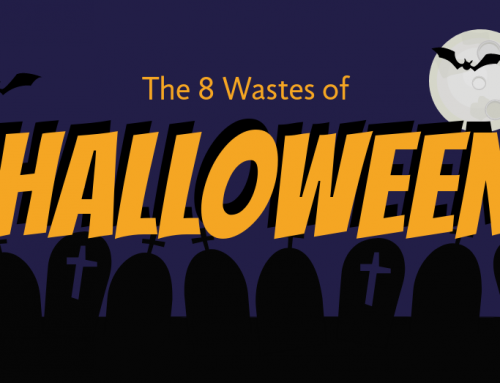The 8 Wastes of Halloween [INFOGRAPHIC]