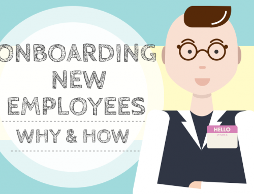 The how and why of onboarding [INFOGRAPHIC]