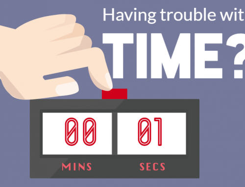 The trouble with time [INFOGRAPHIC]