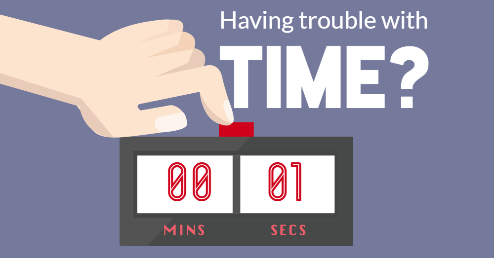 Time Management Infographic.
