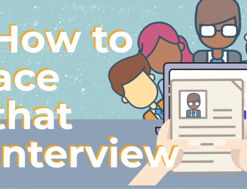 How To Ace That Interview [INFOGRAPHIC]