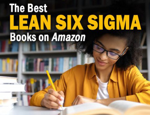The BEST Lean Six Sigma Book