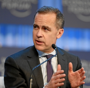 DAVOS/SWITZERLAND, 26JAN13 - Mark J. Carney, Governor of the Bank of Canada is seen during the Session 'The Global Economic Outlook' at the Annual Meeting 2013 of the World Economic Forum in Davos, Switzerland, January 26, 2013. Copyright by World Economic Forum swiss-image.ch/Photo Moritz Hager