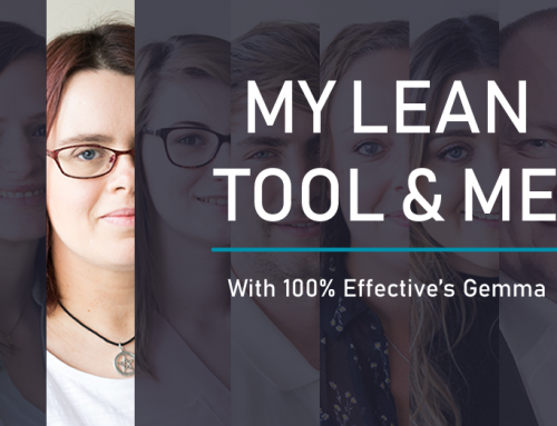 My Lean Tool and Me | Gemma