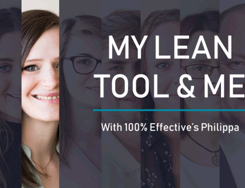 My Lean tool and me | Philippa
