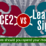 PRINCE2 vs LSS - money