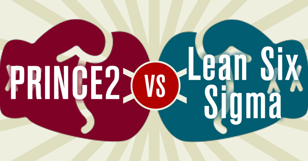 PRINCE2 vs Lean six sigma