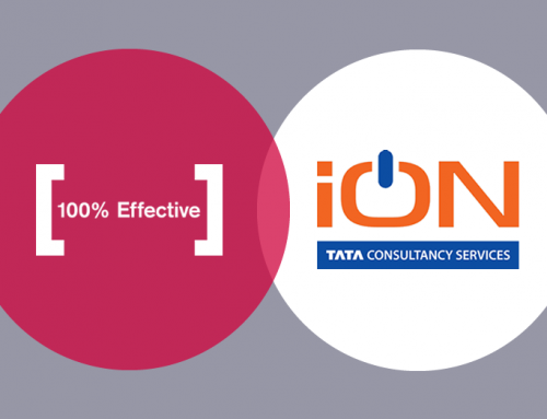 100% Effective is partnering with Tata Consultancy Services