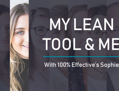 My Lean tool and me | Sophie