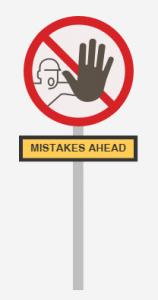 WARNING- Mistakes ahead.