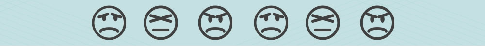 unhappy employees