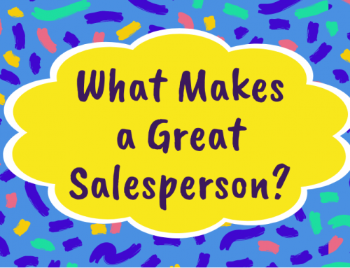What Makes a Great Salesperson?