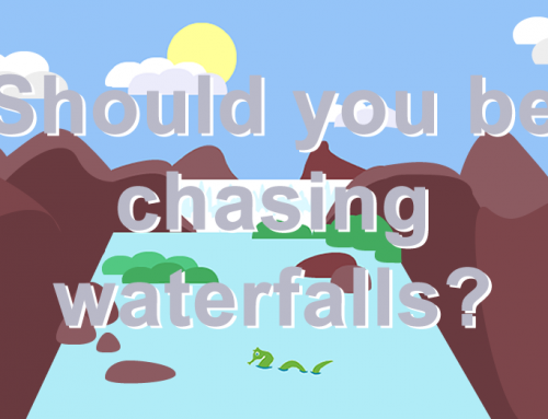 Should you be chasing waterfalls?