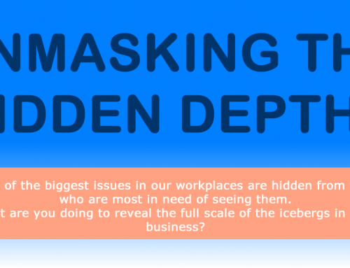 Unmasking hidden issues in your place of work [infographic]