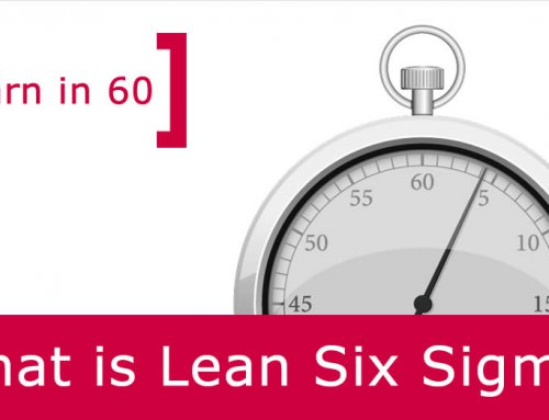 Lean Six Sigma explained [VIDEO]
