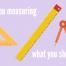 measuring for efficiency
