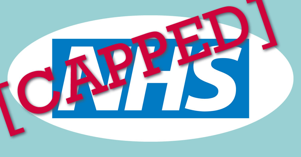 nhs capped