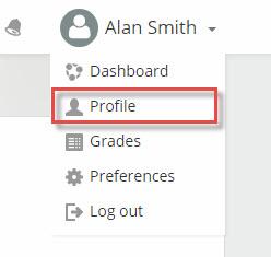 NUS Click Profile