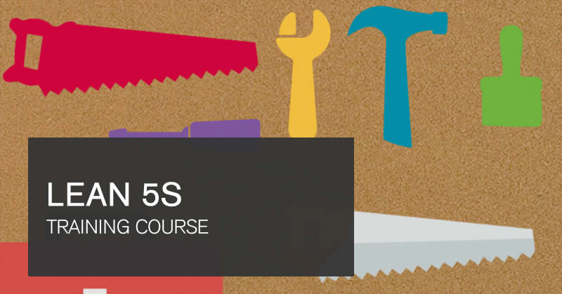 Classroom 5S training course