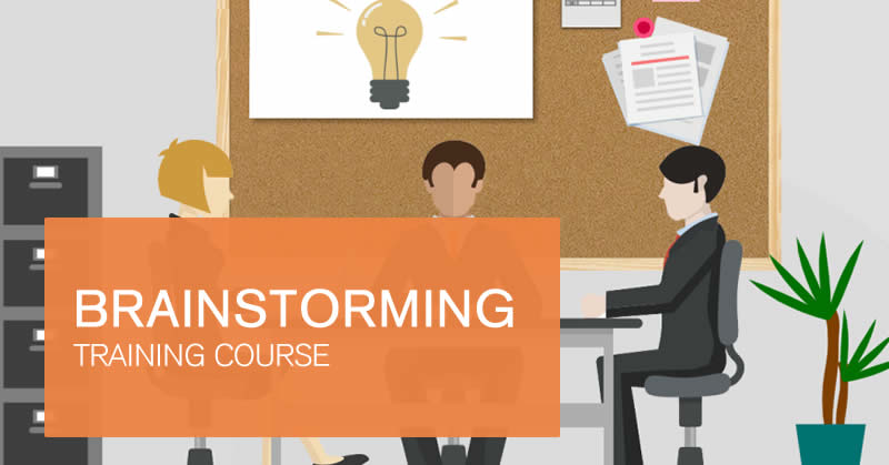 Online Brainstorming training course