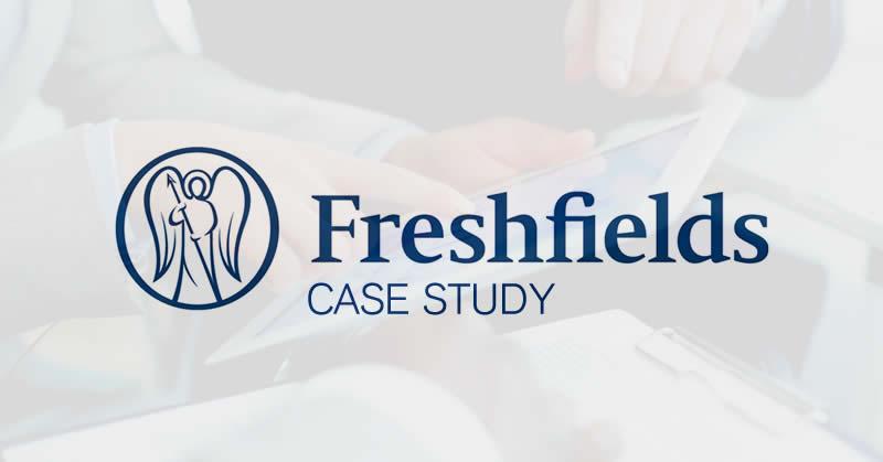Freshfields Case Study
