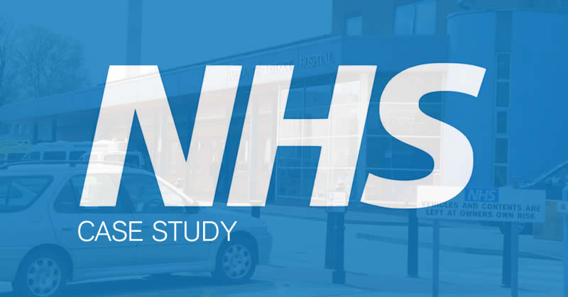 NHS Training Case Study